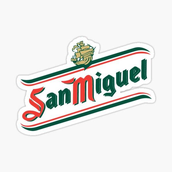 San Miguel Pegatina