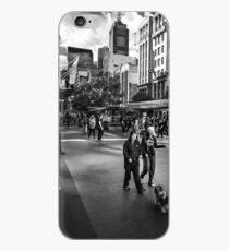Bourke Street Mall iPhone Case