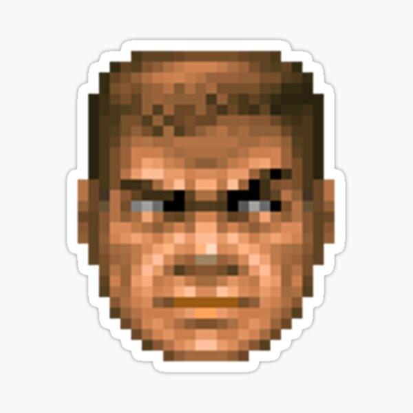 Doom Guy Sticker