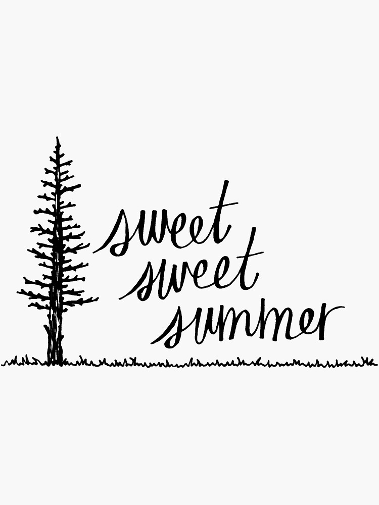 Sweet, Sweet Summer by spiropaperco