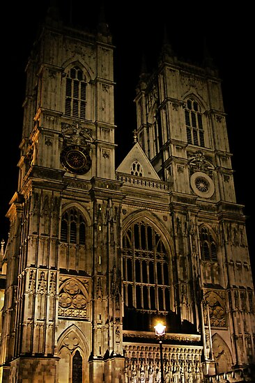 Westminster Abbey by Kim Slater