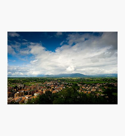 View From Palazzo Borghese Photographic Print