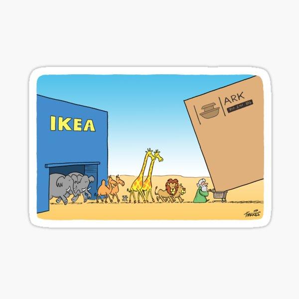 Ikea Ark Sticker