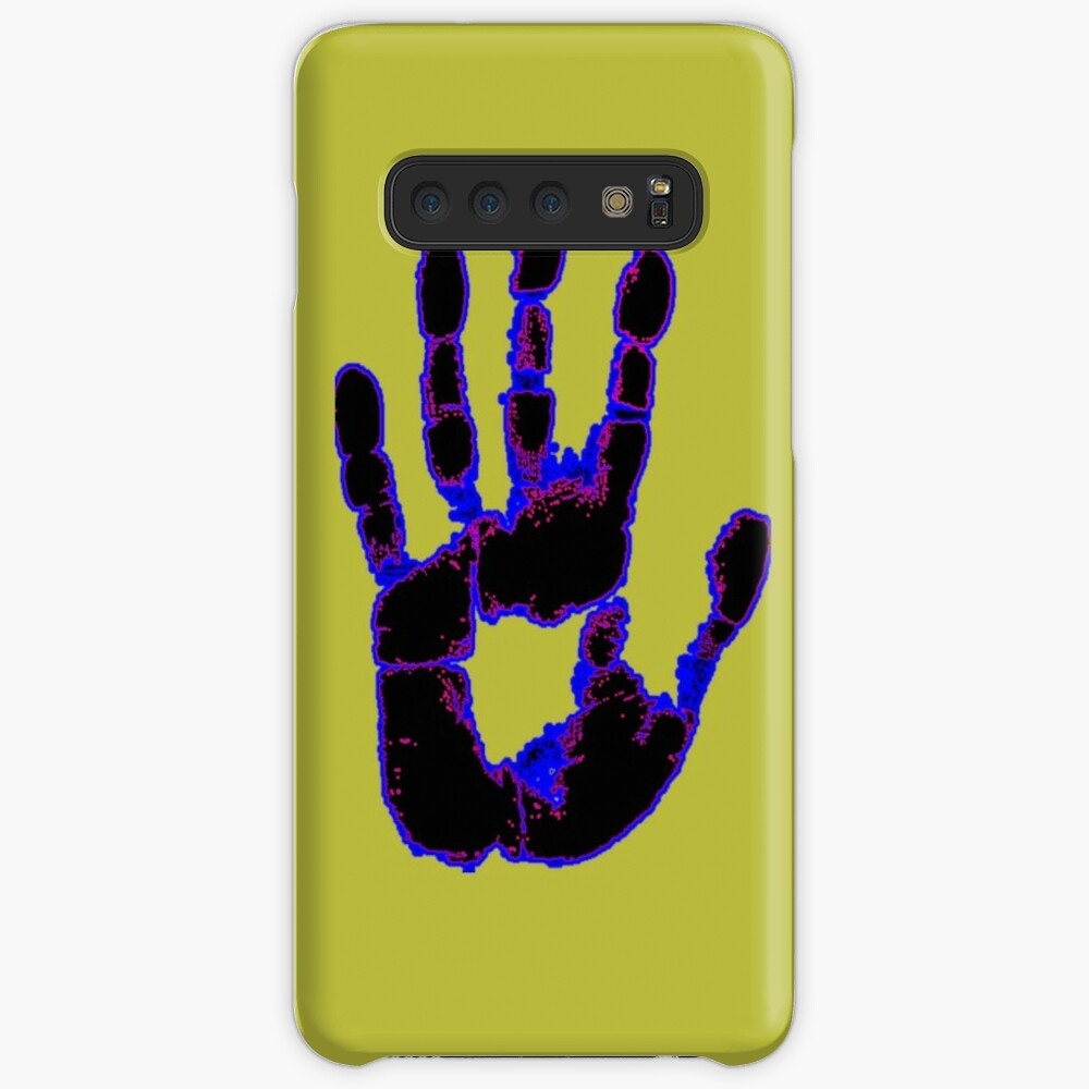 Hand Printing Case & Skin for Samsung Galaxy