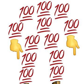Cowboy 100 Emoji Sheriff de PennySoda