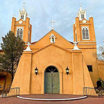 San Felipe de Neri Study 10  by bobmeyers