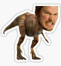 Pegatina Tyrannosaurus Pratt