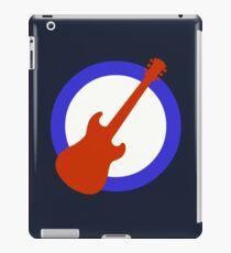 Guitar Mod Distressed iPad Case/Skin