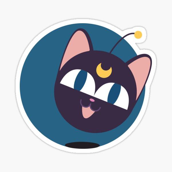 Luna-P Ball! Sticker