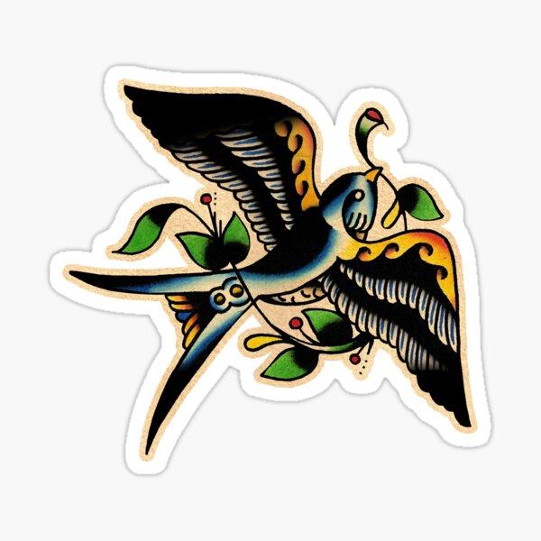 Swallow SC Sticker