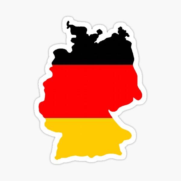 Germany Sticker
