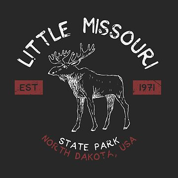 Little Missouri State Park North Dakota ND by fuller-factory