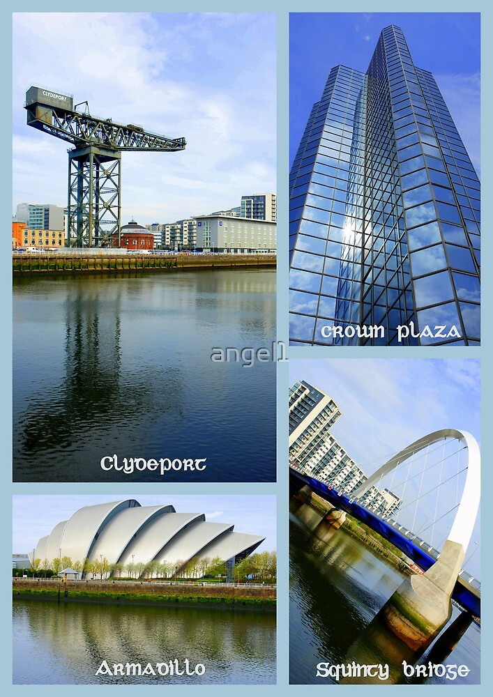Glasgow Sights ~ Top 10 Challenge Winner in The World As We See It or as we missed it. by ©The Creative  Minds