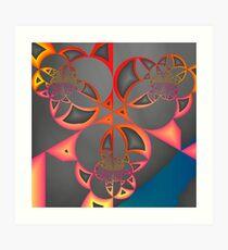 Rogues Gallery 41 Art Print