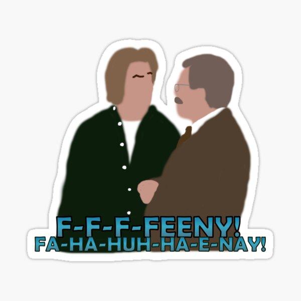 The Feeny Call Sticker