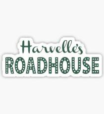 The Harvelle's Roadhouse Supernatural Sticker
