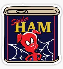 Spider SPAM Sticker