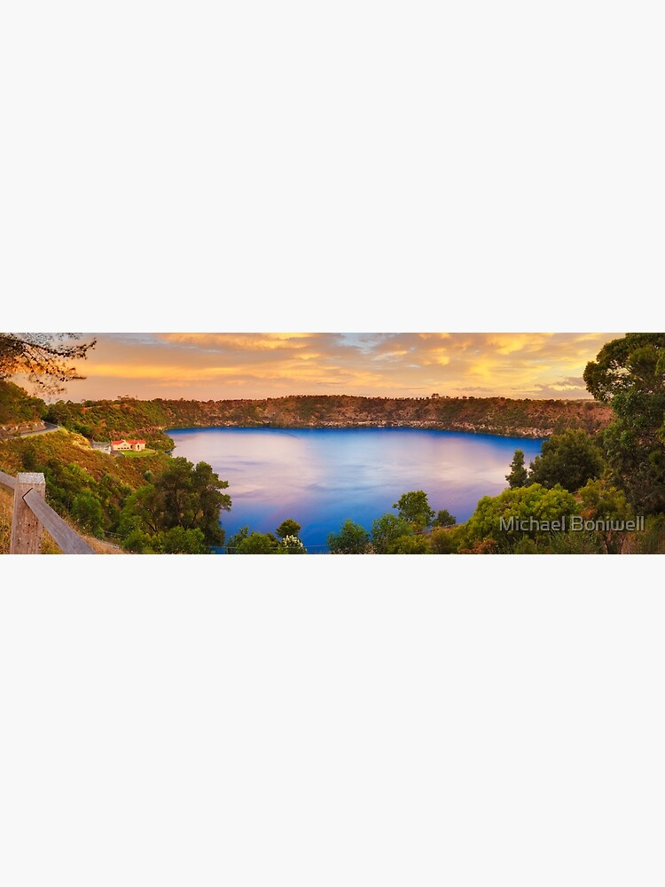 Blue Lake, Mount Gambier, South Australia by Chockstone