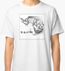 Birds Fly Up and Away Classic T-Shirt