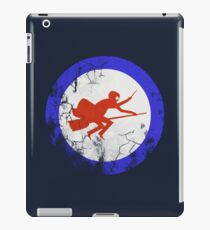 Ministry of Magic Air Force Insignia UK iPad Case/Skin