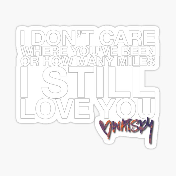 Watsky Stickers Redbubble Tweeting watskys lyrics from his music and lines from his poetry and more from other great artists. watsky stickers redbubble