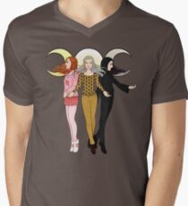 Willow Men's V-Neck T-Shirt