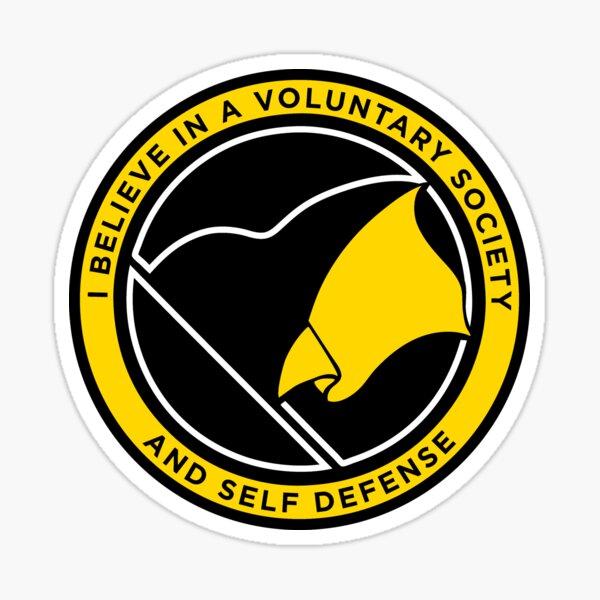 Voluntary Society Sticker
