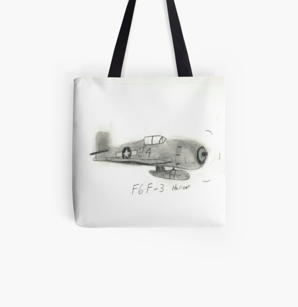 Foster 41 All Over Print Tote Bag