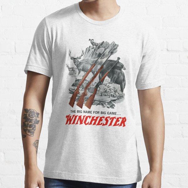 Winchester Slogan Essential T-Shirt