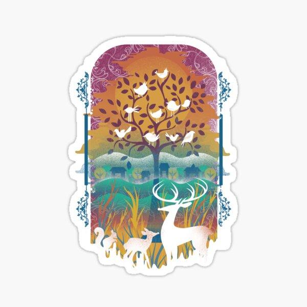 Natural Wonders Sticker
