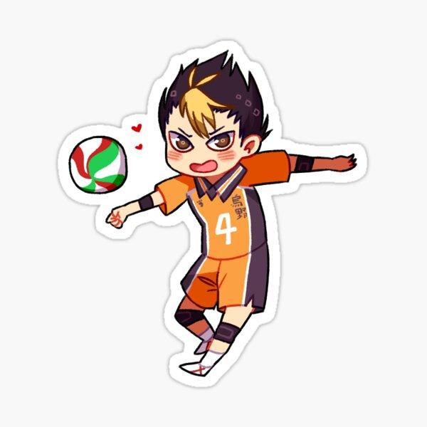 Haikyuu!! Sticker - Noya Sticker