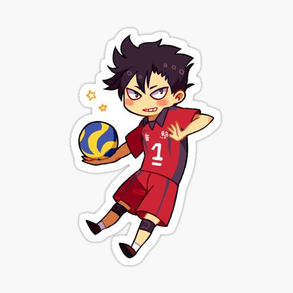Haikyuu!! Sticker - Kuroo Sticker