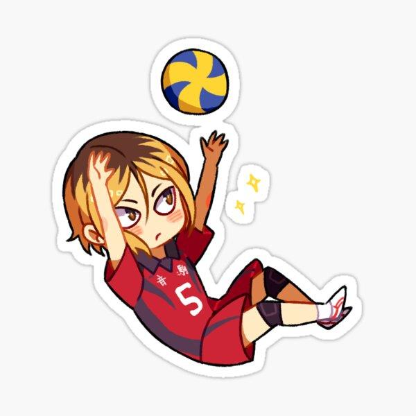 Haikyuu!! Sticker - Kenma Sticker