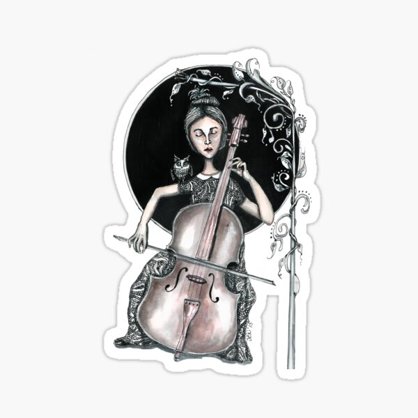 Evelyn Sticker
