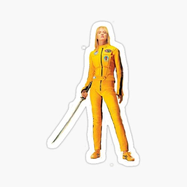 Uma Thurman (Kill Bill) Sticker