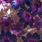 Mystery Garten Lila von RanitasArt