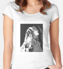 Chief Women's Fitted Scoop T-Shirt