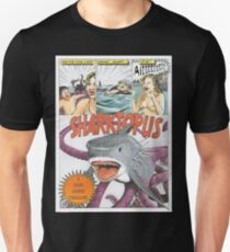 Sharktopus lobby poster T-Shirt