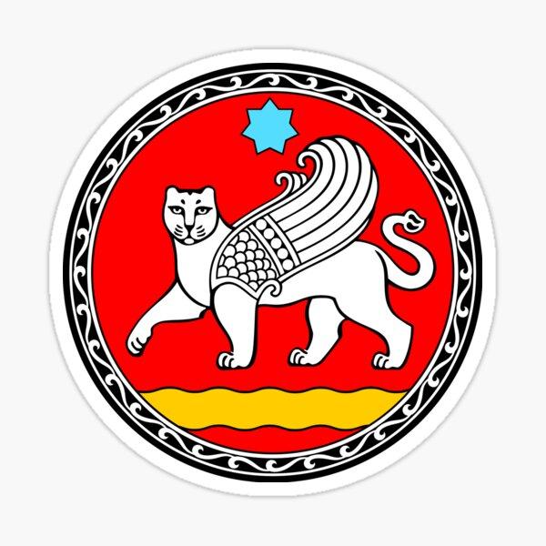 Seal of Samarkand  Sticker
