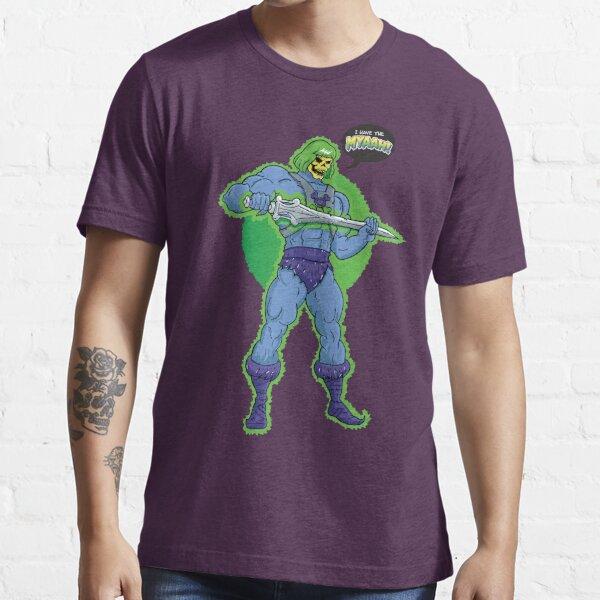 I Have The Myaah! Skeletor Essential T-Shirt