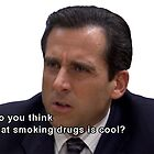 «Michael Scott sobre las drogas» de TellAVision