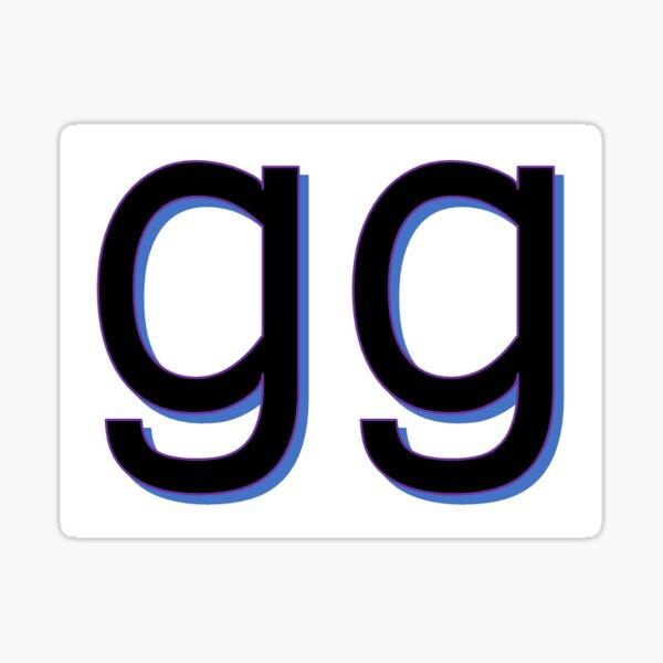 El término más famoso en los juegos. ¡Pon mi diseño en lo que quieras y muestra tu destreza en los juegos! Pegatina