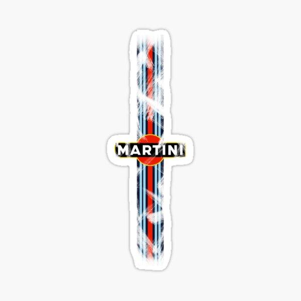 Martini Racing Track Journée Sticker