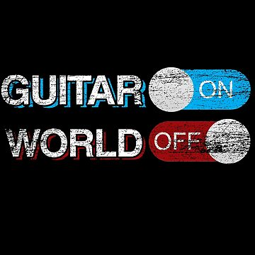 Guitar world by GeschenkIdee