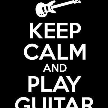 Guitar music by GeschenkIdee