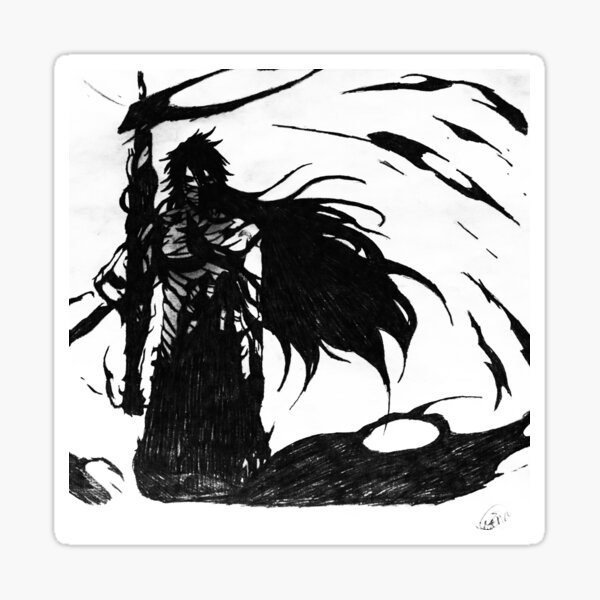 Final Getsuga Tenshou Sticker