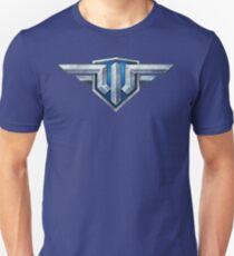 World of Warplanes Logo Unisex T-Shirt
