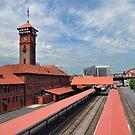 Portland Union Station by Bob Hortman
