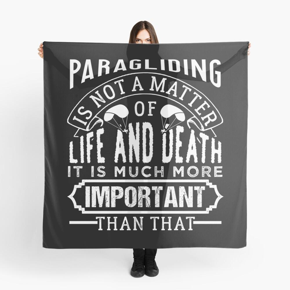 Paragliding Scarf