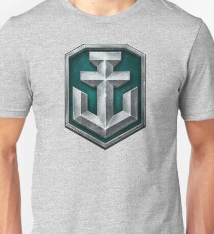 World of Warships Logo Unisex T-Shirt